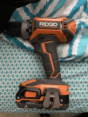 Ridgid drill for Sale in Miramar, FL