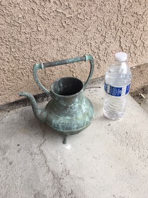 Antique teapot for Sale in Riverside, CA
