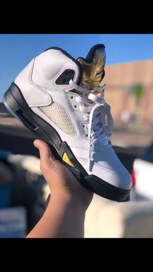 Jordan 5 Retro Olympic for Sale in Phoenix, AZ