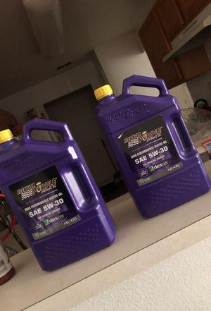 Sae 5w-30 motor oil for Sale in Manassas, VA
