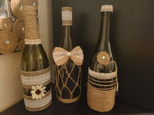 Decorate bottles for Sale in Los Angeles, CA