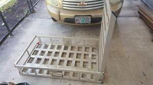 Trailer hitch mounted hauler for Sale in Medford, OR