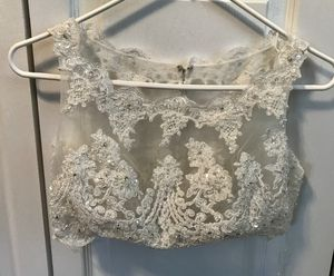 New Sophia and Camilla Bridal Jacket for Sale in Highland Hills, OH
