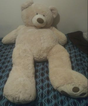 Extra Large Stuffed Teddy Bear for Sale in Newport News, VA