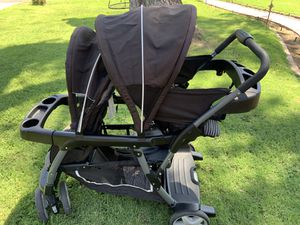 Graco Stroller Ready to Grow LX Click Connect for Sale in Phoenix, AZ
