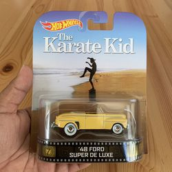 Hot Wheels '48 Ford Super De Luxe - Karate Kid for Sale in Los Angeles,  CA