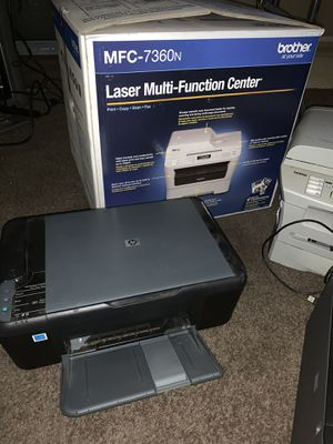 Printers Brother HP Lexmark Out of business take them ASAP for Sale in Colton, CA