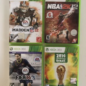 Games For Xbox 360 for Sale in Pembroke Pines, FL