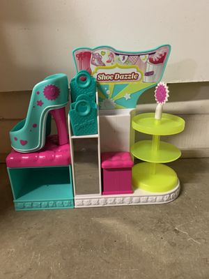 Shopkins shoe set for Sale in Cypress, CA
