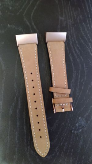 Fitbit Charge 3 Leather Band for Sale in Atlanta, GA