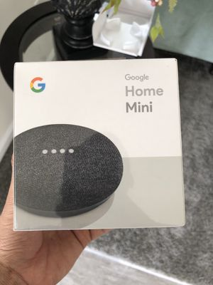 Google home mini for Sale in Franklin, IN