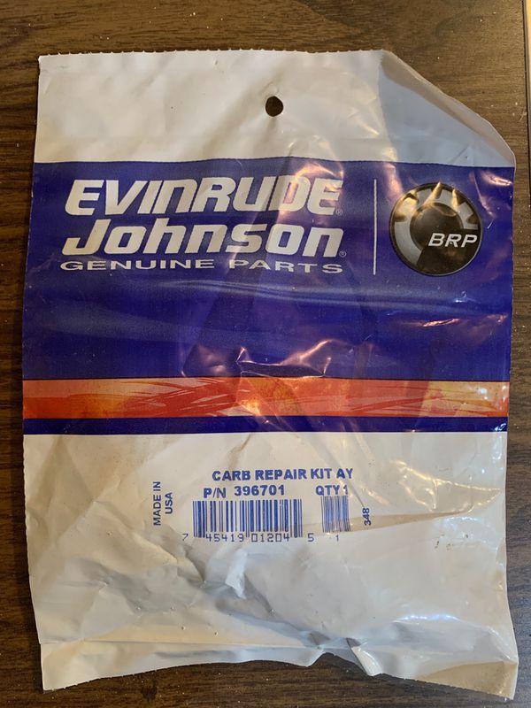 Never opened BRP / Evinrude / Johnson 396701