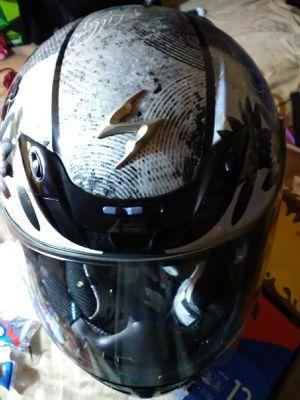 Ladies scorpion motorcycle helmet. for Sale in Roanoke, VA