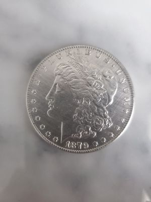 1879 ( CC) Silver Morgan Dollar for Sale in North Ridgeville, OH