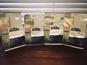 ACANA Singles Duck & Pear Dry Dog Food (12 oz) for Sale in Phoenix, AZ