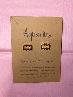 Aquarius Necklace & Earring for Sale in San Diego,  CA