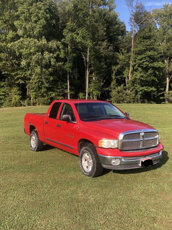 Dodge Ram 1500 5.9L V8