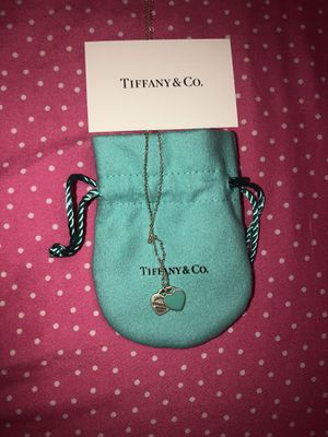 Tiffany & Co. Necklace listed price or best offer for Sale in Dallas, TX