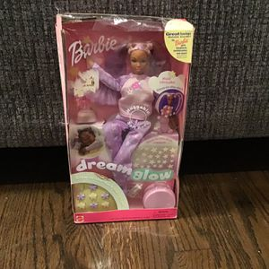 African-American Barbie Dream Glow Doll Collectible for Sale in New Brunswick, NJ