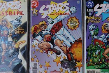 Stars and S.T.R.I.P.E. #0-2 for Sale in Los Angeles,  CA