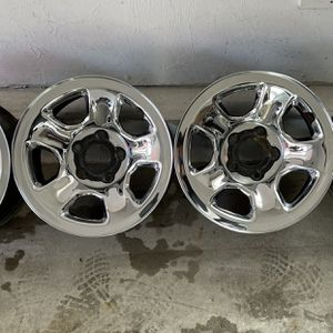 "Dodge RAM 1500 17"" OEM Wheel Rims (4 Total) for Sale in North Attleborough, MA"