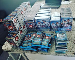 2020 Chronicles & Topps Chrome for Sale in North Ridgeville, OH