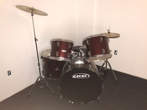 Excel percussion drum set for Sale in West Springfield, VA