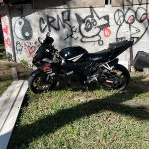 Suzuki Gsxr 600 for Sale in St. Petersburg, FL
