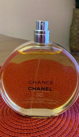 Perfumé Chanel Chance 5.oz for Sale in Phoenix, AZ