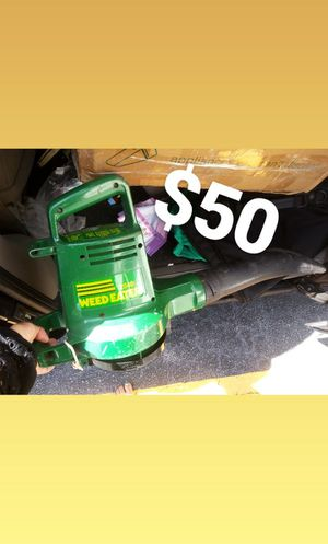 Electric leaf/weed blower for Sale in Miami, FL