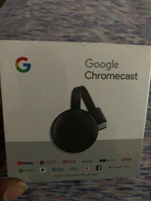 Brand new Google Chromecast for Sale in Brandon, FL