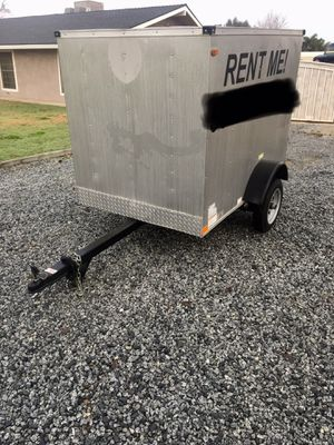 Interstate enclosed trailer for Sale in Sanger, CA