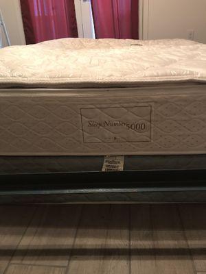 Sleep number 5000 Queen for Sale in Lutz, FL