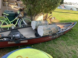 Kayak with motor for Sale in Isleton, CA