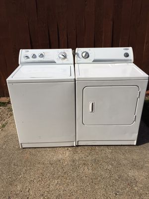 Washer and dryer labadora for Sale in Dallas, TX