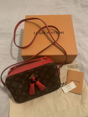 Authentic Louis Vuitton SAINTONGE bag Nib for Sale in Lake in the Hills, IL