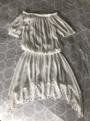 White CoverUp Dress for Sale in Swansea, IL
