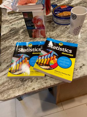 Statistics for dummies for Sale in Pataskala, OH