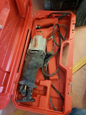 Milwaukee sawzall and hammer drill for Sale in Richmond, CA