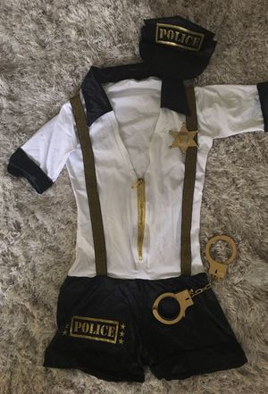 Sexy ladies police officer costume for Sale in Hialeah, FL