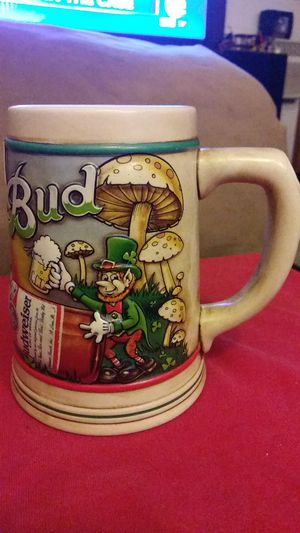"""Budweiser Vintage 1993 St. Patrick's Day """" for Sale in Clinton Township, MI"""