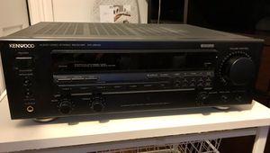 Kenwood AV Receiver Discrete Power Amplifier Tuner Dolby Surround Sound KR-V6040 for Sale in Washington, DC