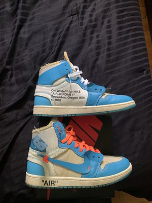 Nike off white 1s for Sale in Los Angeles, CA