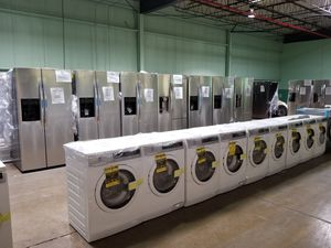 NEW Refrigerator Fridge Washer Dryer Dishwasher Microwave Stove Oven Range Gas Electric for Sale in New Lenox, IL