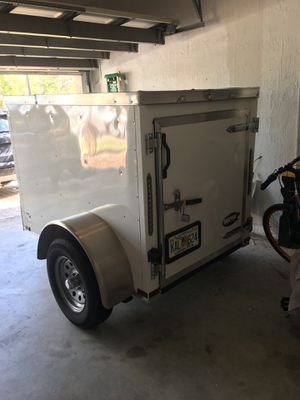 TRAILER 4x6 for Sale in Parkland, FL