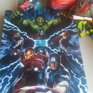 Marvel Items for Sale in Victorville, CA