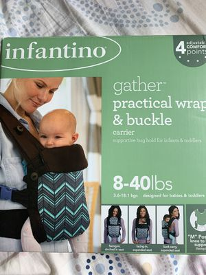 Baby carrier for Sale in NO POTOMAC, MD