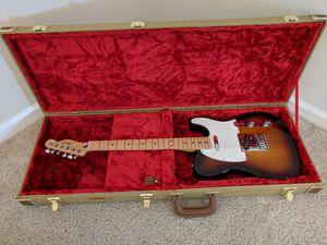 Fender Telecaster w/ Case & Upgrades for Sale in Loveland, CO