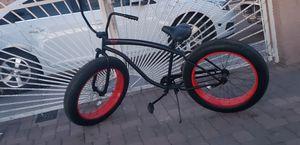 Bike sikk cruiser fat tire $600 for Sale in Phoenix, AZ