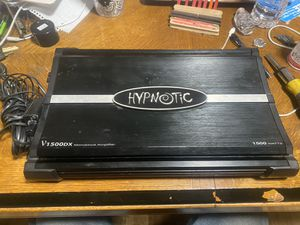 Car amplifier for Sale in Dansville, MI